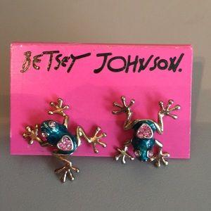 Betsey Johnson earrings - NWOT